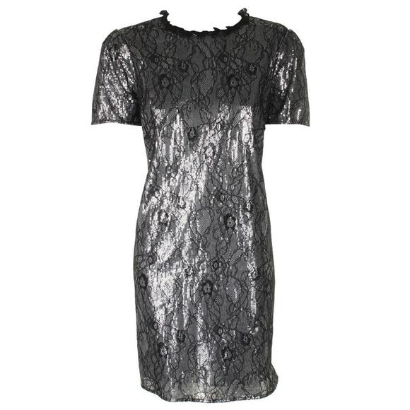 cf788753df8 ... Sequined Lace Dress. Boutique. Michael Kors.  M 5bdcd4c63e0caa8ae9b69bbf. M 5bdcd4c6194dad7e402e17df.  M 5bdcd4c6fe5151ab0834b3dc